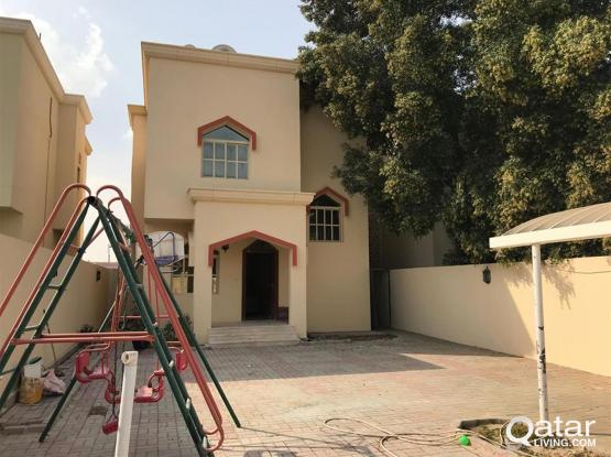 Nice unfurnished 3 bhk stand alone villa for family in 0ld air port