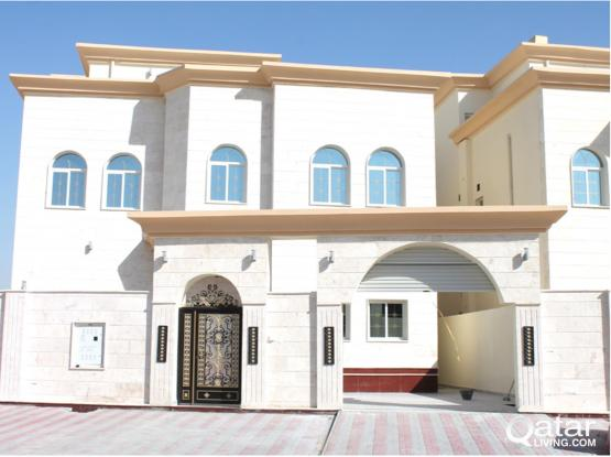 2 BRAND NEW RESIDENTIAL VILLA AT RAWDAT AL MATAR AREA - FOR RENT