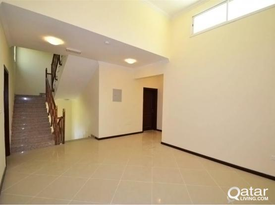 Brand New Un-Furnished 5-Bedroom Compound Villa in Abu Hamour