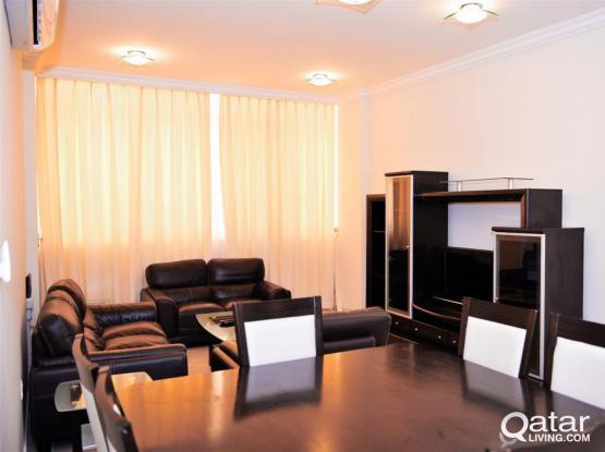 Fully-Furnished 4 Bedroom Flat in Bin Mahmoud - Near La Cigale Hotel