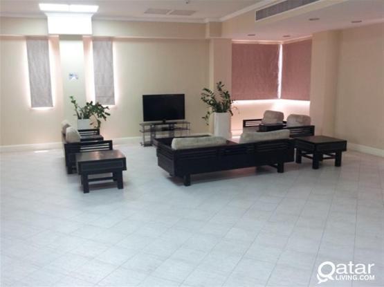 Semi Furnished, 5BR Compound Villa- Abu Hamour