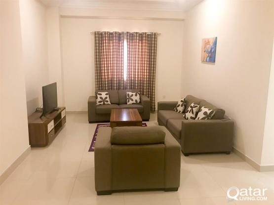 Fully-Furnished 2-Bedrooms Apartment in Najma
