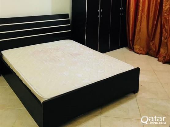 2 BHK Unfurnished/Fully furnished flat for executi