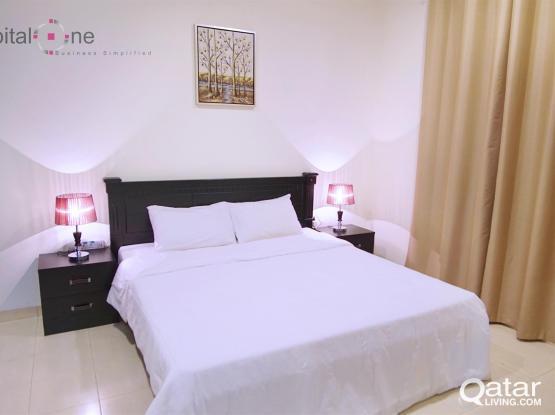 Excellent!! FF 1 Bedroom Flat │ Al Jadeed