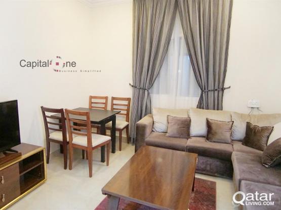 Great Offer! 1 BR FF Apartments│Umm Ghuwailina