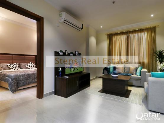 For Rent 1 Bedroom Apartment at Musheireb