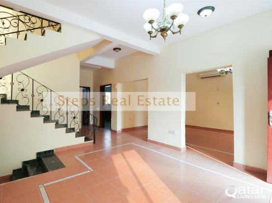 For Rent 4 Bedroom Villa in Ain Khaled