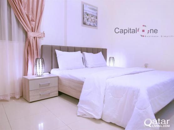 FF Single Bedroom Flat│Umm Ghuwailina