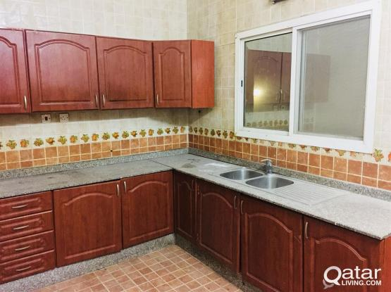 1 BHK FOR FAMILY in AL WUKAIR- NO COMMISSION