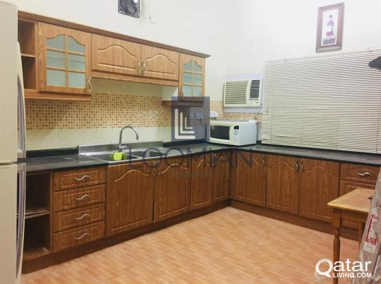 6 BR Semi furnished For Ex-Bachelors OR Ladies staff