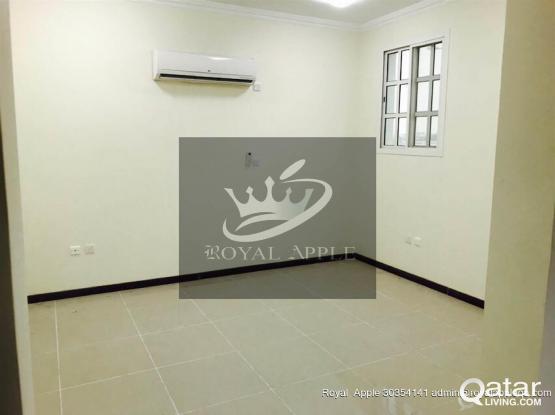 Ex-Bachelor ---Brand New 6 Bedroom 6 Bathroom Semifurnished Compound Villa in Abu Hamour N