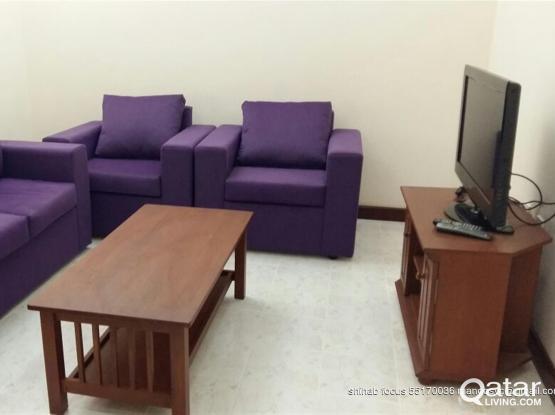 very nice 1 bedroom flat for rent in musherib