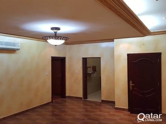 2-BHK S/F available in Madinath Khalifa with garage parking and children park in front - B