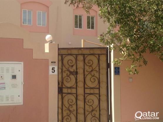 11 bedroom 9 bathroom villa for executive bachelors/female staff at Al Waab