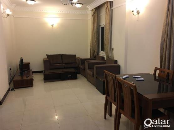 2 bhk  fully furnished apartment for rent in muntaza