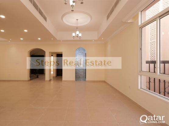 Brand New Compound Villa 5 Bedroom at Al Gharrafa