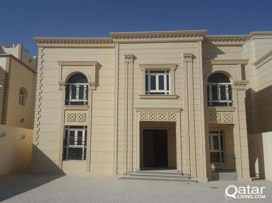 Brandnew Villas for bachelors ( employees )  in Al-wukair