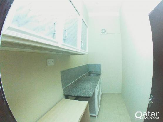 SPACIOUS 1 BHK FOR FAMILY in AIN-KHALID- NO COMMI