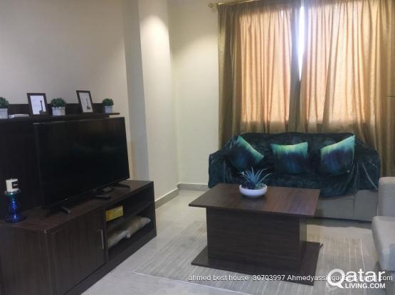 5000 fully furnished luxurious 1 BHK  musheireb