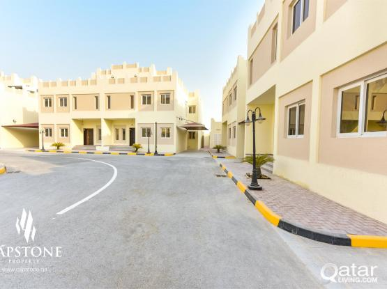 (ONE) MONTH FREE! Brand New 4BR Villas in Al Kheesa