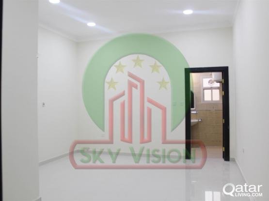 Deluxe 2 Bed+Hall+Kitchen with 2 Bath unfirnished Apartment in Umm Ghuwailina