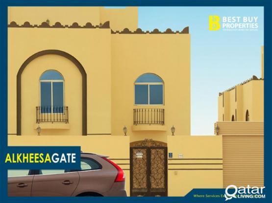 6 bedroom villas for rent in Al kheesa