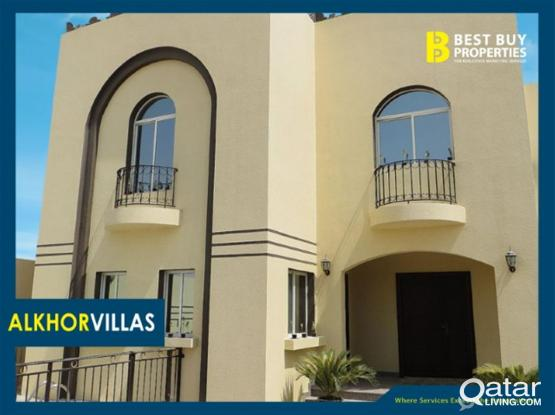 6 bedroom villa for  rent in Al Khor
