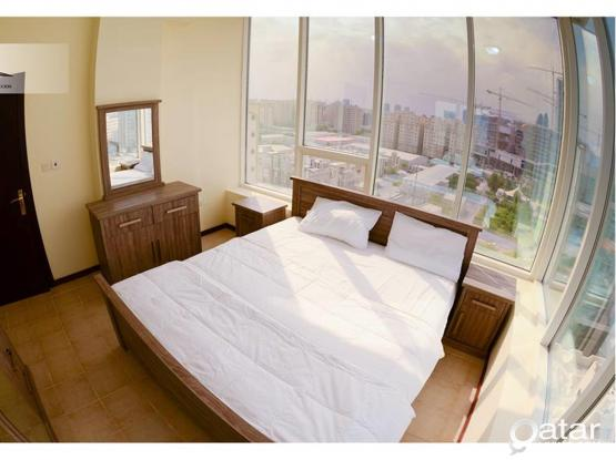 No Commission !! Amazing City View Two BHK Apartment At Opposite Musheireb Down Town Proje