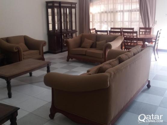 3 BHK Fully Furnished Villa @ Old Airport