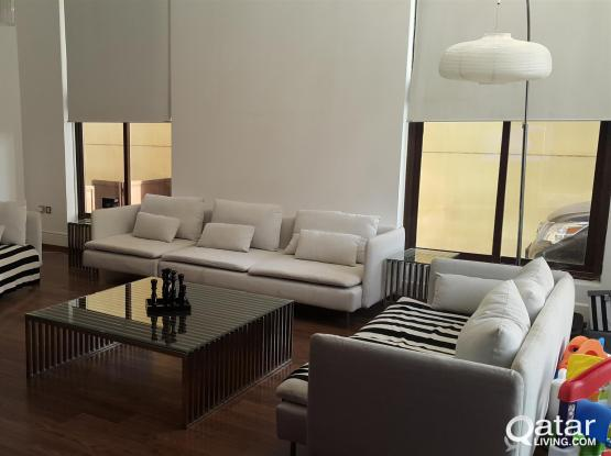 LUXURY FULLY FURNISHED COMPOUND VILLA INCLUDING W & E, IN AL WAAB