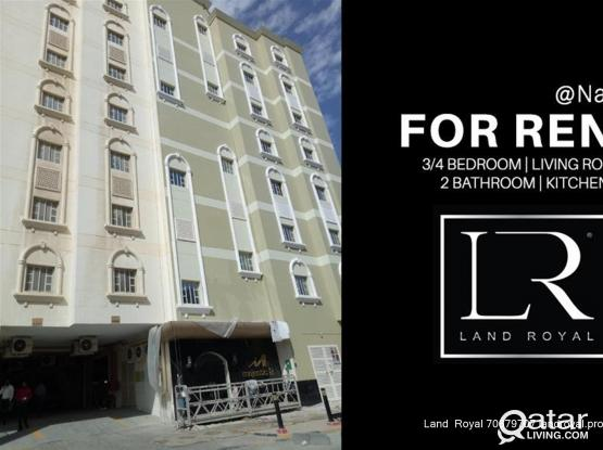 4 BEDROOM APARTMENT FOR FAMILIES AND EXECUTIVE BACHELORS