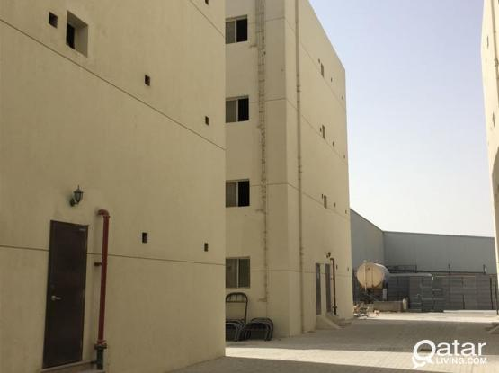 300 ROOMS BRAND NEW CAMP FOR RENT IN INDUSTRIAL AREA