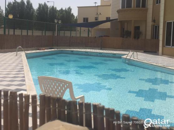Luxury 4Bhk villa near Aspire Park in Muaither area