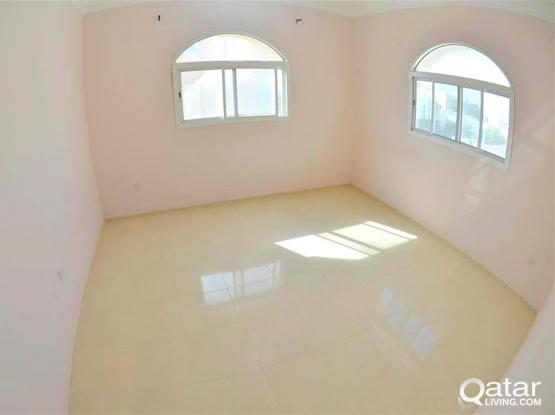 Spacious 2 BHK part of villa available in Al thumama kharama back side including e&w and wifi