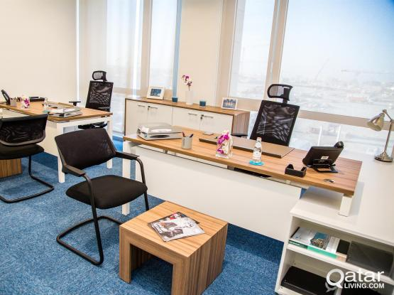 Trade License & Fully Furnished & Serviced Offices at Markaz ...