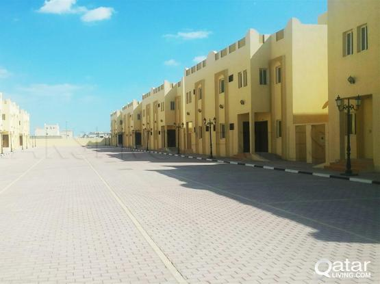 (20) Villas Available to Rent in Compound Villa (Company Deal)- Al Sakhama