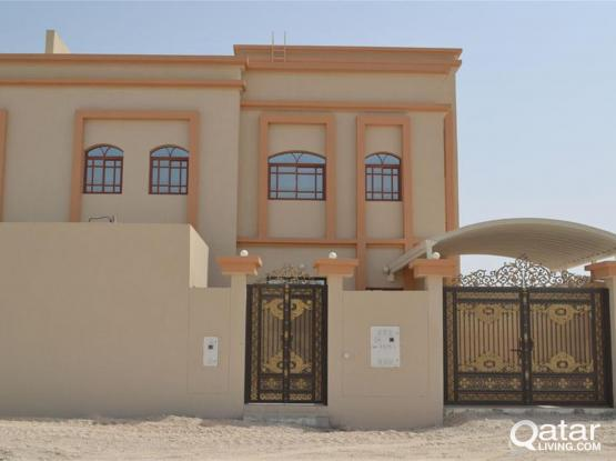 Spacious 6 Bedrooms Villa in Thumama for  Executive Bachelors / Family