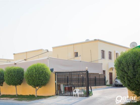 Available Villa / Apartment for Rent in Al Gharrafa