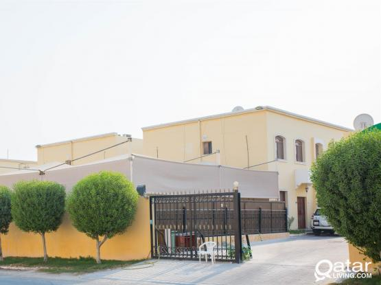 Available Villa for Rent in Al Gharrafa