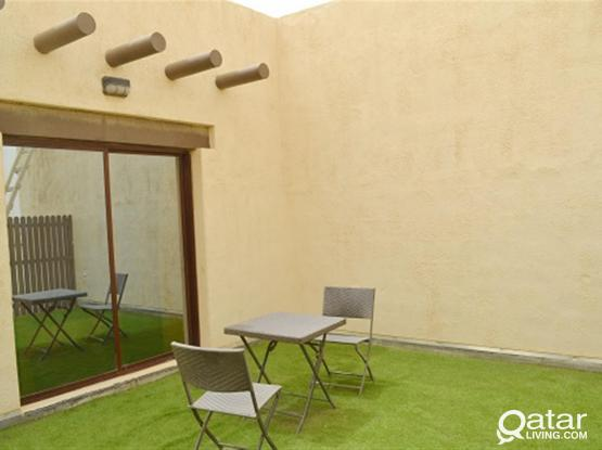 Beautiful Furnished Spacious 1BHK with large Terrace