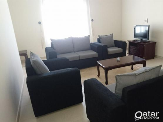 Limited Period Offer Till 15th May 2018 No Commission Fully Furnished 2 Bedrooms Apartment