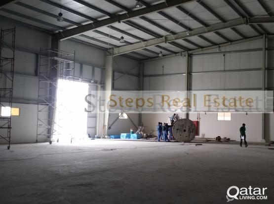 BRAND NEW FOOD STORAGE WAREHOUSE FOR RENT