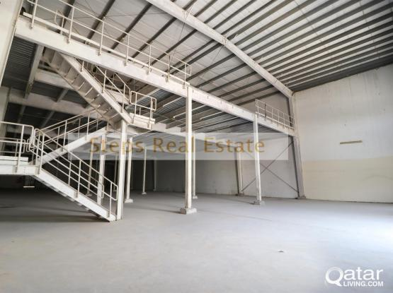 Big Warehouse For Rent at Industrial Area