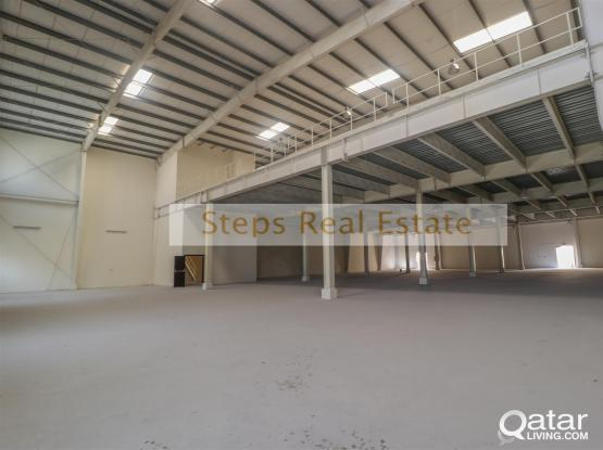 Spacious Warehouse For Rent at Industrial