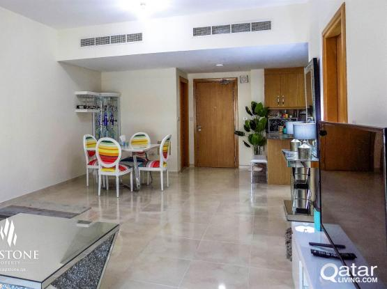 Stunningly Designed 1BR Fully furnished Apartment in Lusail