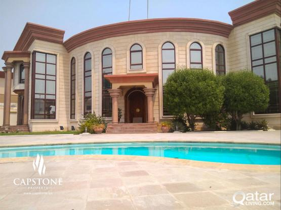 FREE ONE MONTH RENT! 7BR Standalone Villa in West Bay + Private Pool