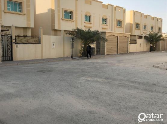 COMPOUND VILLA FOR EXECUTIVE STAFF IN AL WAKHAR