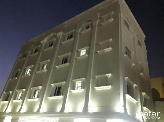 Brand New Amazing 1BHK F/F Apartment in NAJMA