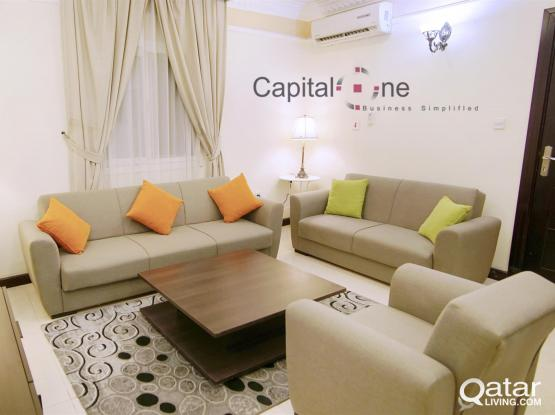 Classically Furnished 2 Bedrooms Flats│Al Najma