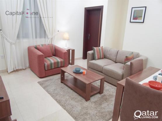 FF 1 BR Apartment│Doha Al Jadeed